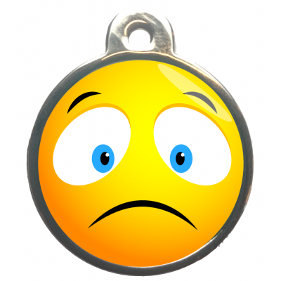 Somber Emoji