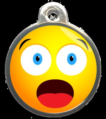 Verwonderd Emoji